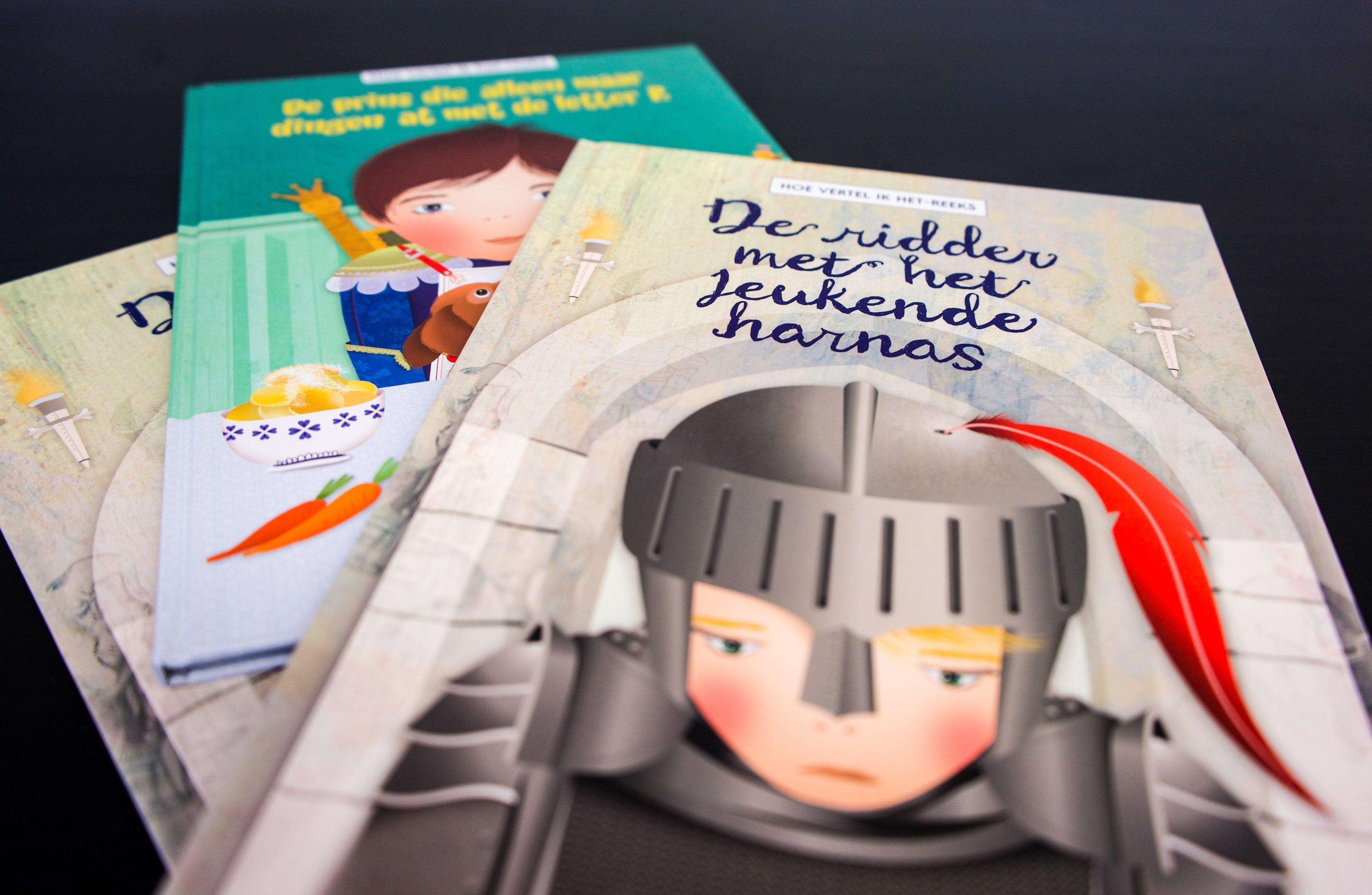 Tineke toet kinderboek goede boekendrukker