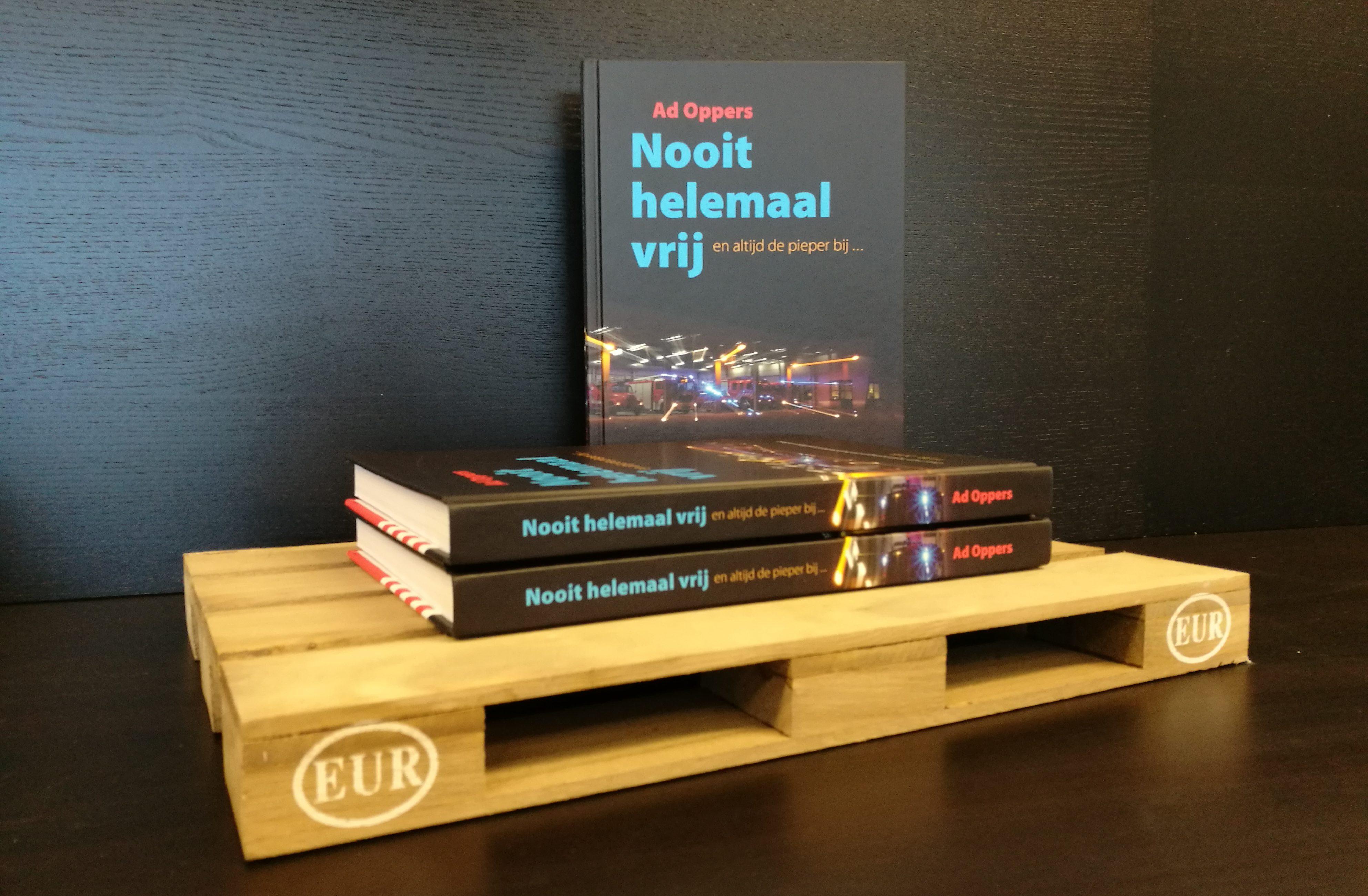 Boek Ad Oppers Branweer Best Goede boekendrukker