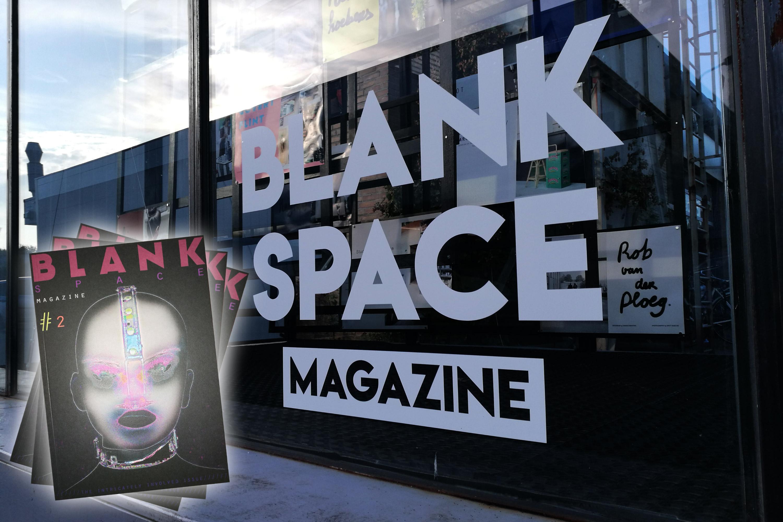 Blank Space Magazine