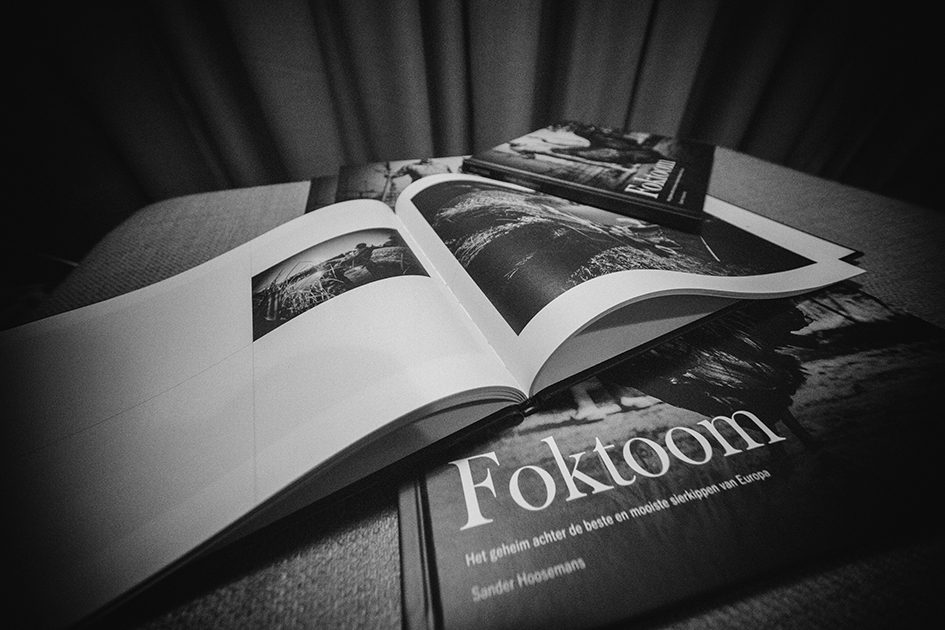 Foktoom boek goedeboekendrukker